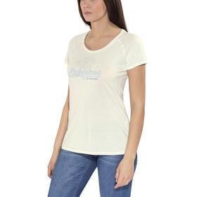 Bergans Tee Kortærmet T-shirt Damer hvid